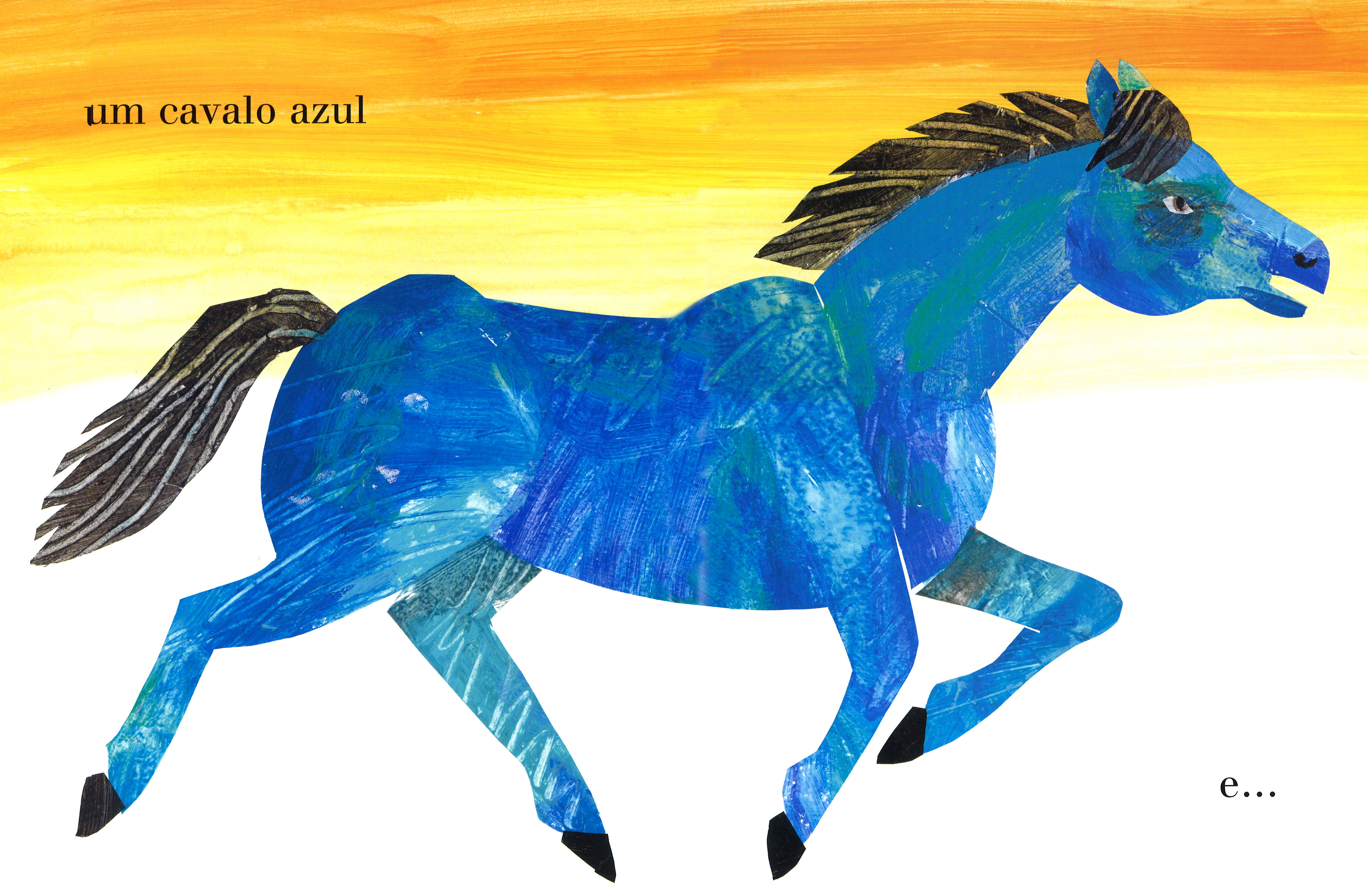 The Artist Who Painted A Blue Horse Pdf