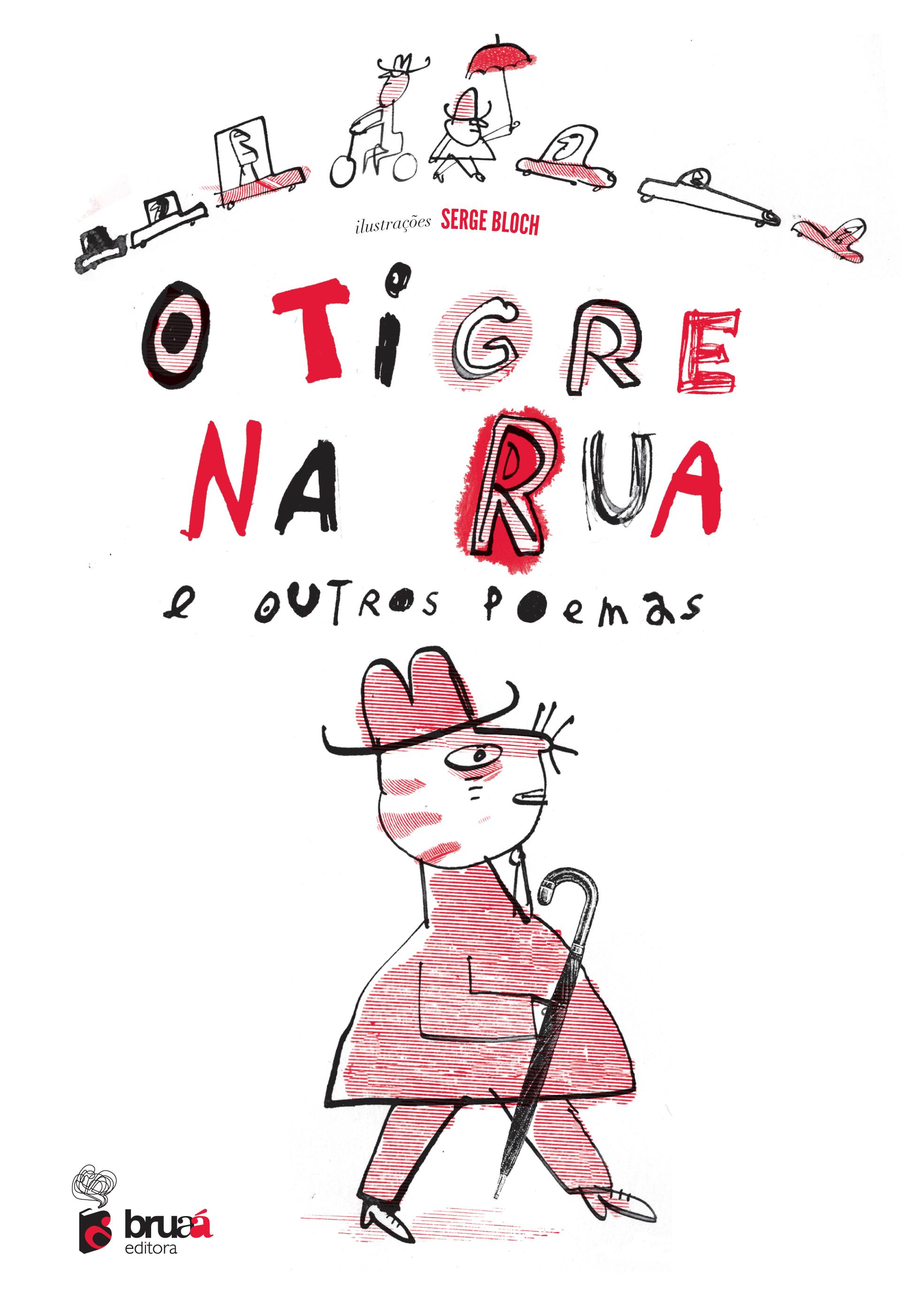 O Tigre na rua e outros Poemas