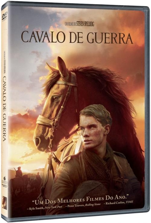 capa steven spielberg cavalo de guerra