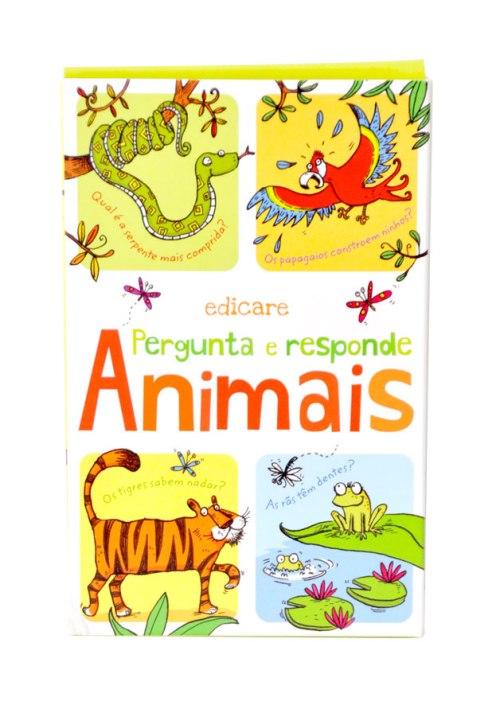 cartas pergunta e responde animais