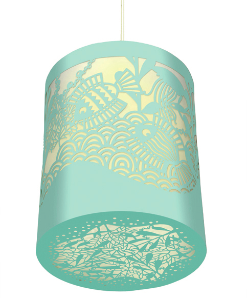 djeco lanterne dans l ocean