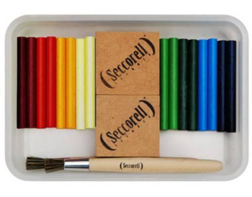 seccorell barrinhas de pigmentos