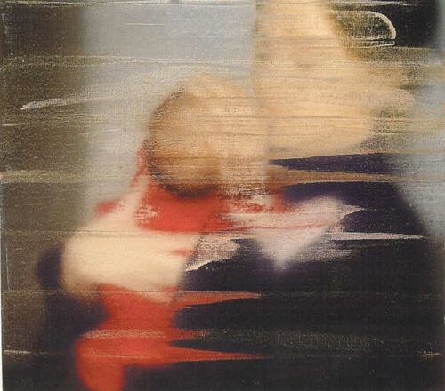 gerhard richter mother and child 1995