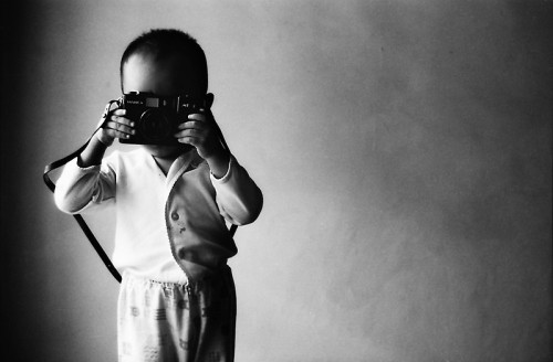 photographing my dad photographing me de irenaeus herwindo