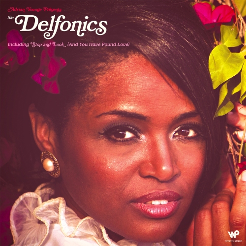 capa adrian younge presents the delfonics