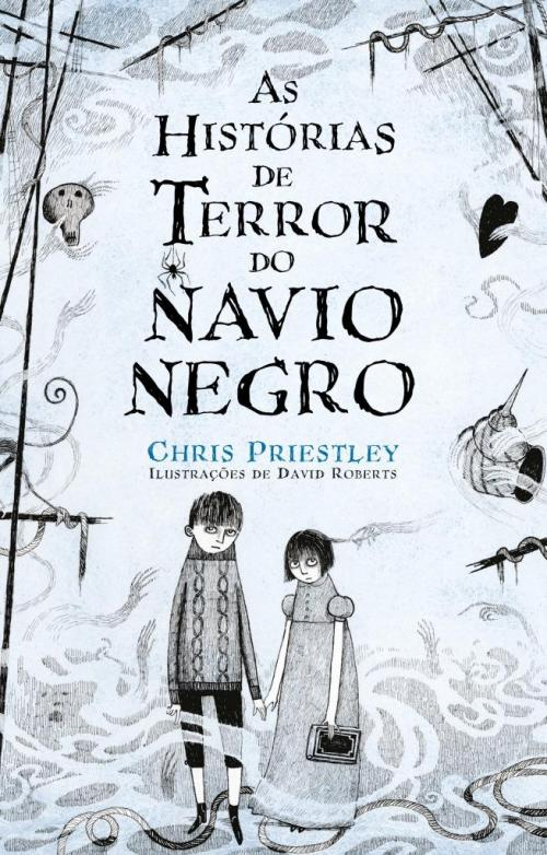 capa as historias de terror do navio negro