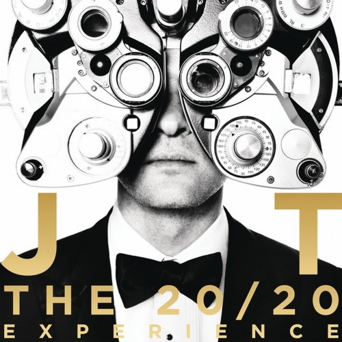 capa justin timberlake the 20 20 experience