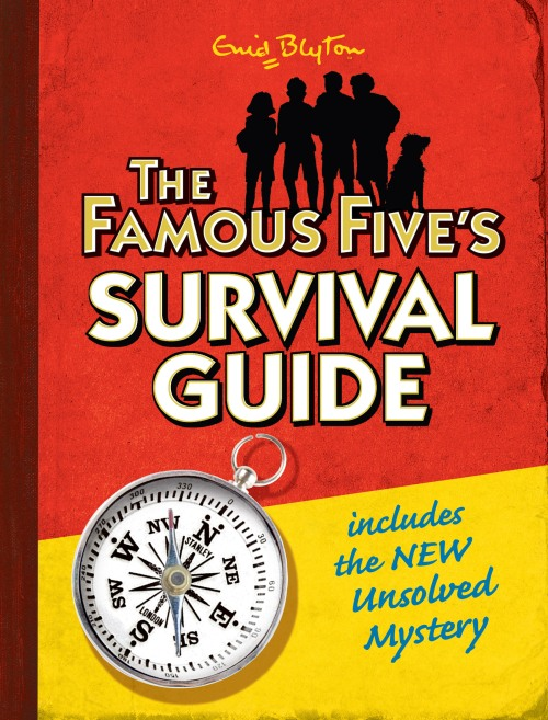 capa the famous fives survival guide