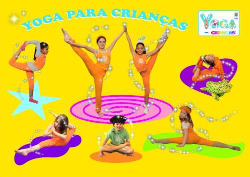 yoga para criancas