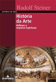 capa rudolf steiner a historia da arte