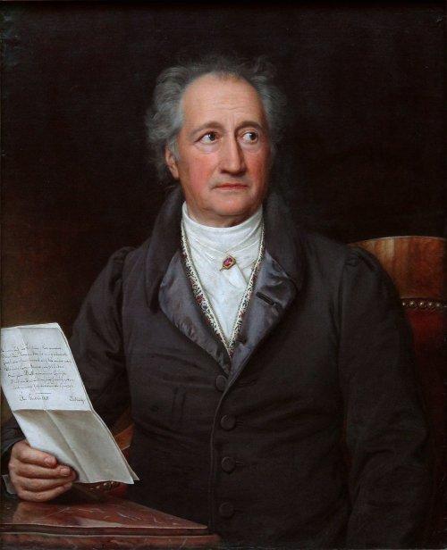 johann wolfgang von goethe por joseph karl stieler 1828