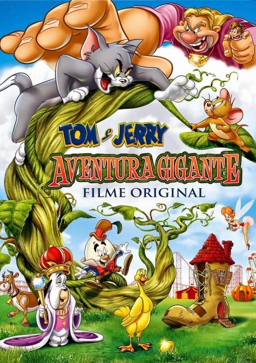 capa tom e jerry aventura gigante