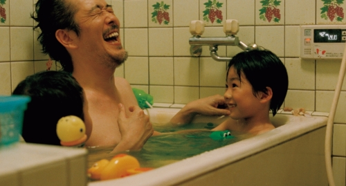 hirokazu kore eda tal pai tal filho