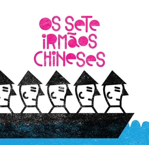 capa os sete irmaos chineses