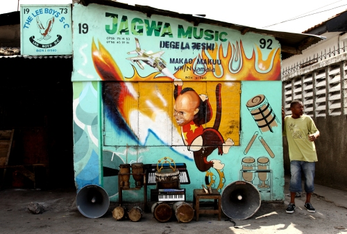 jagwa music