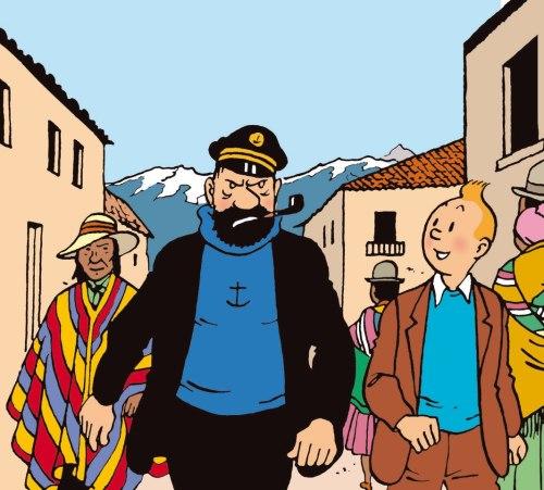 captain haddock 1
